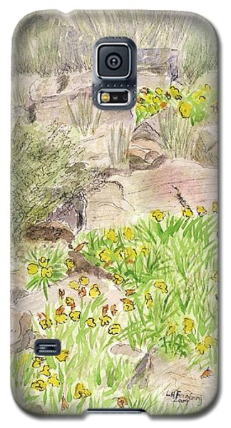 Red Butte Gardens Galaxy S5 Case