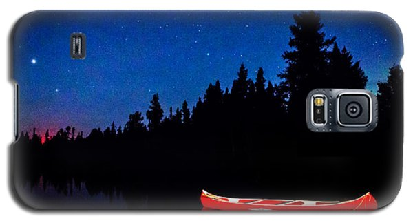 Red Canoe I Galaxy S5 Case
