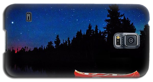 Red Canoe Galaxy S5 Case