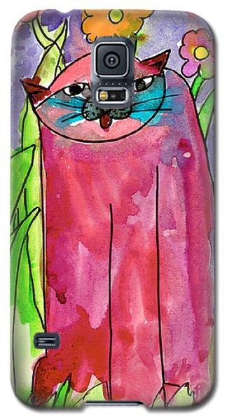 Red Cat Galaxy S5 Case