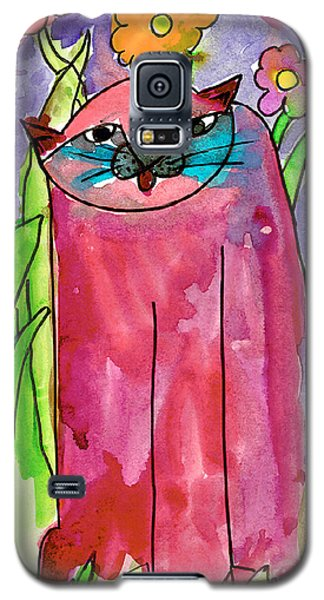 Red Cat Galaxy S5 Case