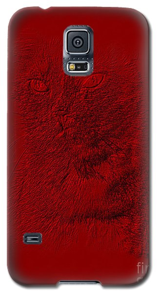 Red Cat Collection. Special... Galaxy S5 Case
