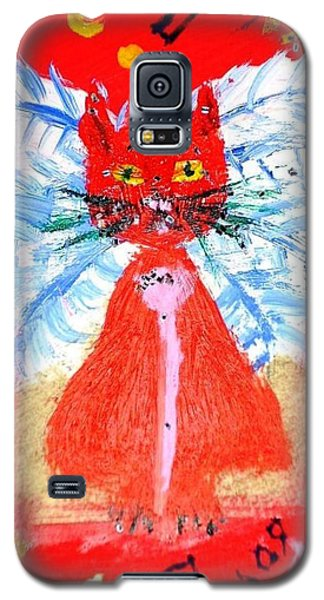 Red Cat I Galaxy S5 Case