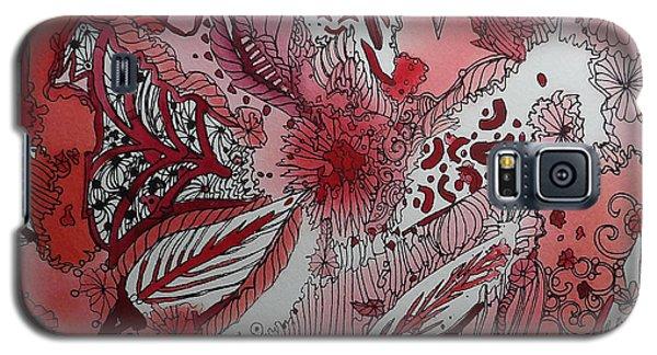 Red Chakra Galaxy S5 Case