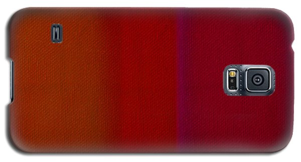 Red Galaxy S5 Case