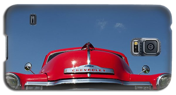 Red Chevrolet 3100 1953 Pickup  Galaxy S5 Case