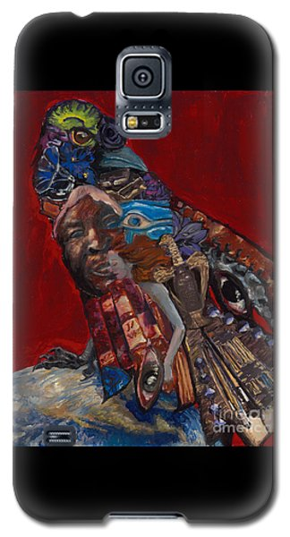 Red Crow Galaxy S5 Case
