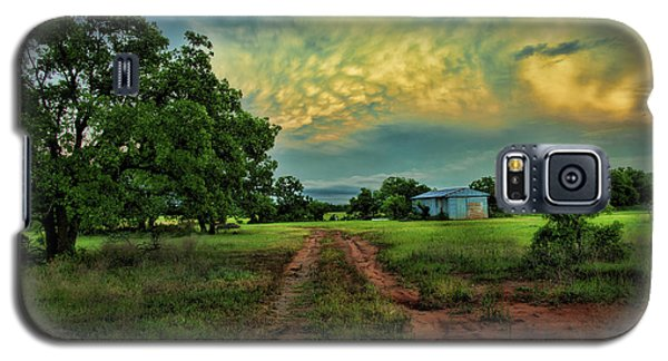 Red Dirt Road Galaxy S5 Case