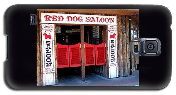 Red Dog Saloon Juneau Galaxy S5 Case