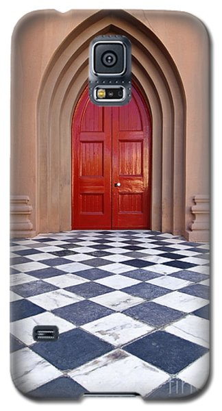 Red Door - D001859 Galaxy S5 Case