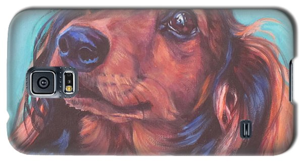 Red Doxie Galaxy S5 Case