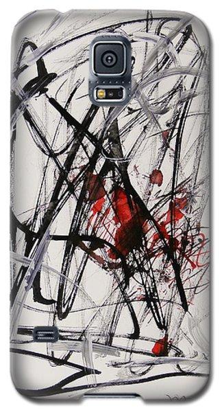 Red Dragon Galaxy S5 Case by Mary Carol Williams