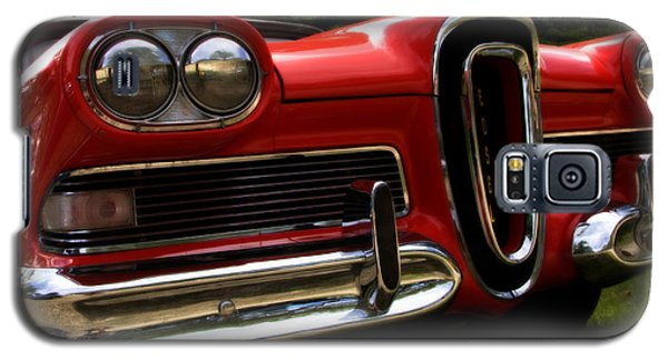 Red Ford Edsel Galaxy S5 Case