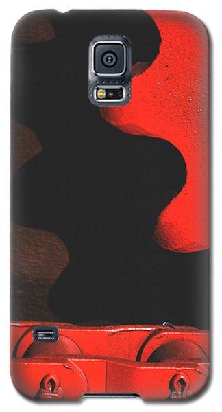 Red Gear Galaxy S5 Case