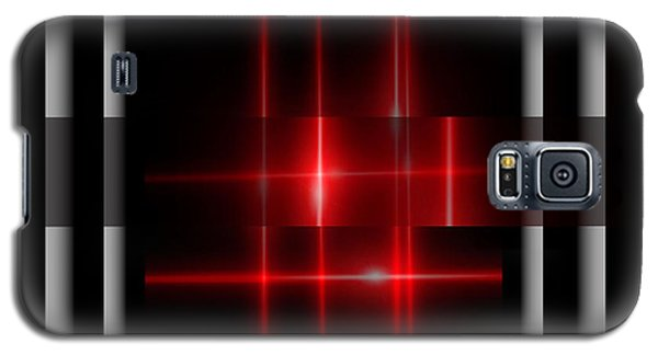 Red Glory Reflections  Galaxy S5 Case