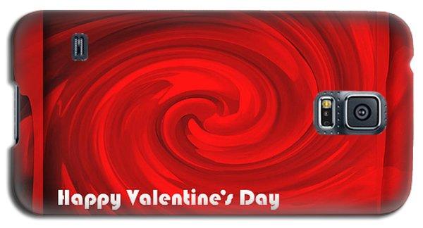 Red Hot Valentine Galaxy S5 Case