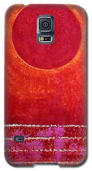 Red Kachina Original Painting Galaxy S5 Case
