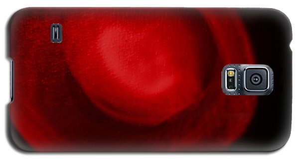 Galaxy S5 Case featuring the photograph Red Light by Joel Loftus