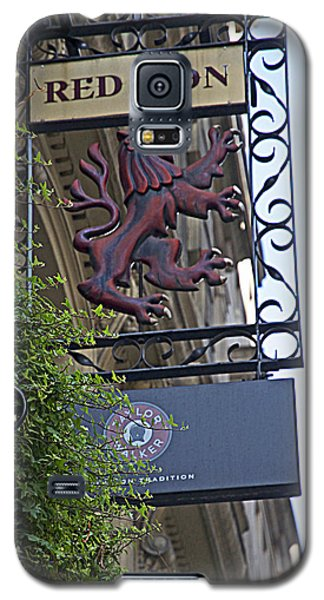 Red Lion Pub Galaxy S5 Case