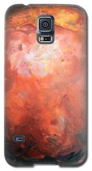 Red Orange Galaxy S5 Case