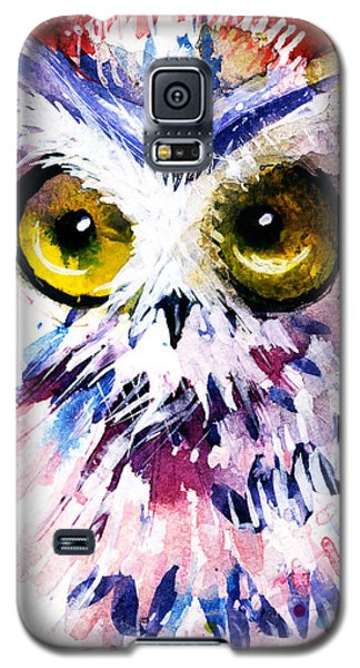 Red Owl Galaxy S5 Case