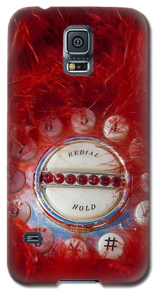 Red Phone For Emergencies Galaxy S5 Case