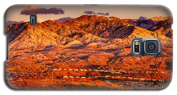 Galaxy S5 Case featuring the photograph Red Planet by Mark Myhaver