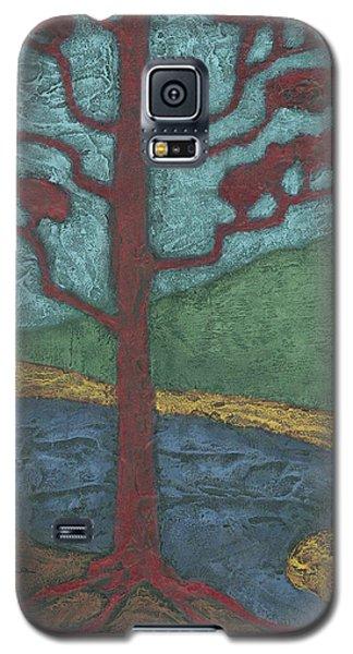 Red Ponderosa Galaxy S5 Case
