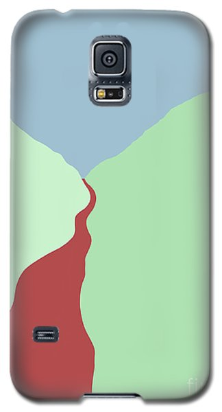 Red River Galaxy S5 Case