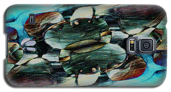 Red Rock Canyon Blues 2 Galaxy S5 Case