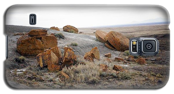 Red Rock Coulee II Galaxy S5 Case