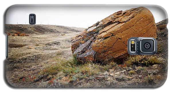 Red Rock Coulee IIi Galaxy S5 Case