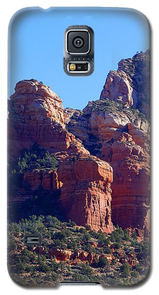 Red Rock Country Landscapes Galaxy S5 Case