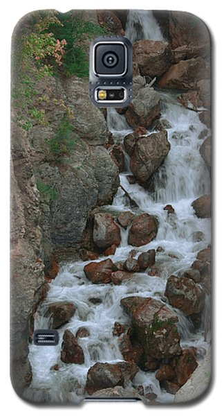Red Rock Falls Galaxy S5 Case
