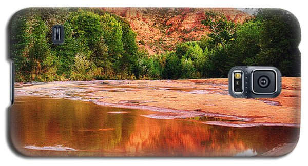 Red Rock State Park - Cathedral Rock Galaxy S5 Case
