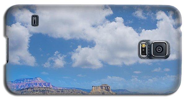 Red Rocks Near Kodachrome Basin Galaxy S5 Case by Donald Fink