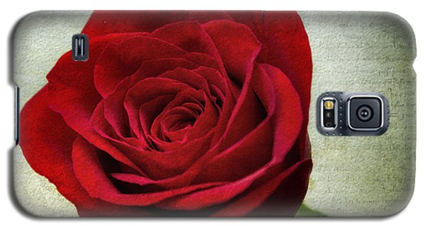 Red Rose V2 Galaxy S5 Case
