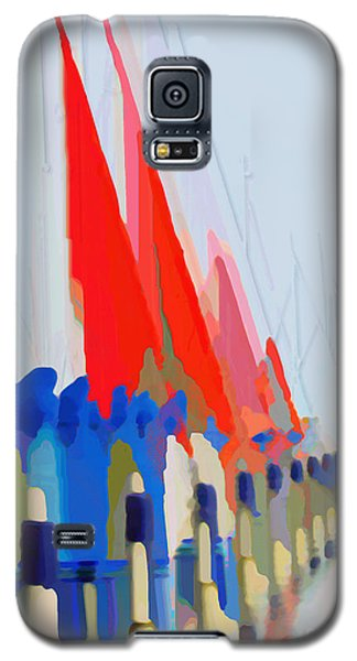 Red Sails In The Sunset Galaxy S5 Case