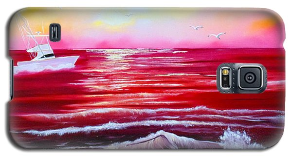 Red Seas Galaxy S5 Case