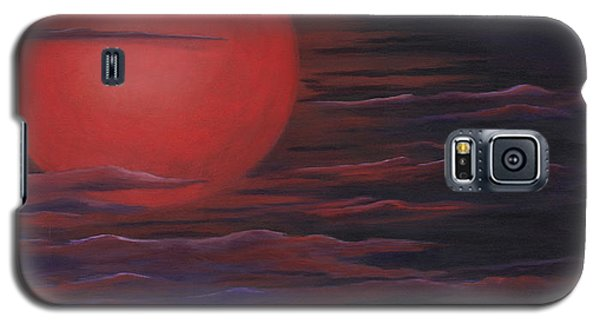 Red Sky A Night Galaxy S5 Case