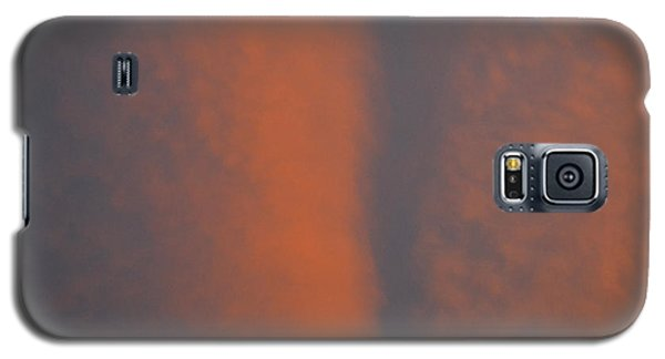 Galaxy S5 Case featuring the photograph Red Sky Above  by Lyle Crump
