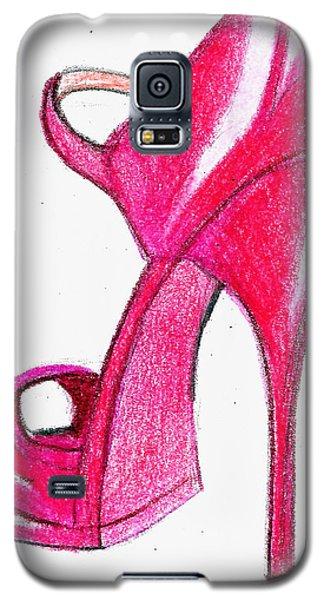 Red Stiletto Galaxy S5 Case