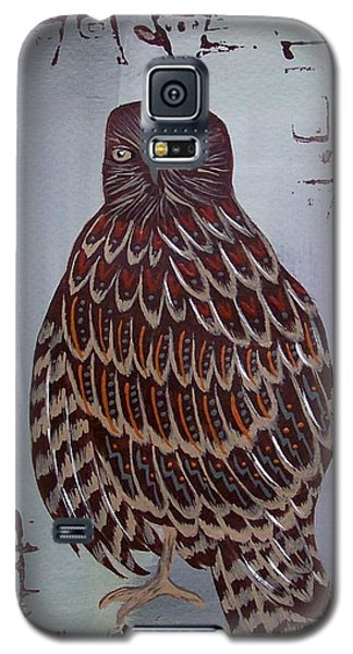 Red Tailed Hawk Galaxy S5 Case