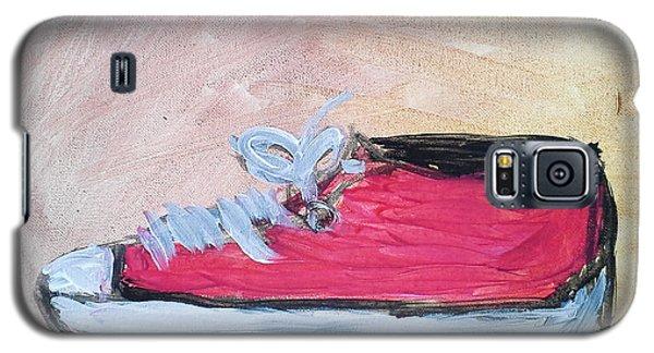 Red Tennis Shoe Galaxy S5 Case