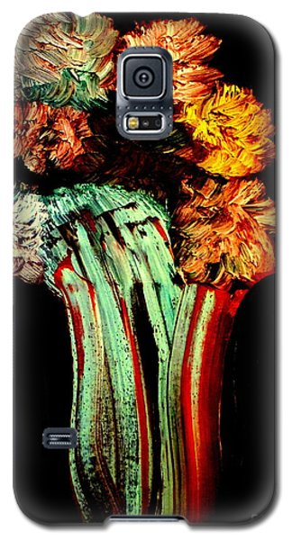 Red Vase Revisited Galaxy S5 Case