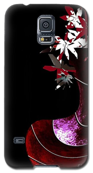 Red Vase Galaxy S5 Case