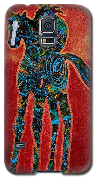Red With Rope Galaxy S5 Case