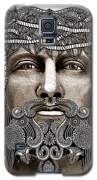 Redeemer - Modern Jesus Iconography - Copyrighted Galaxy S5 Case