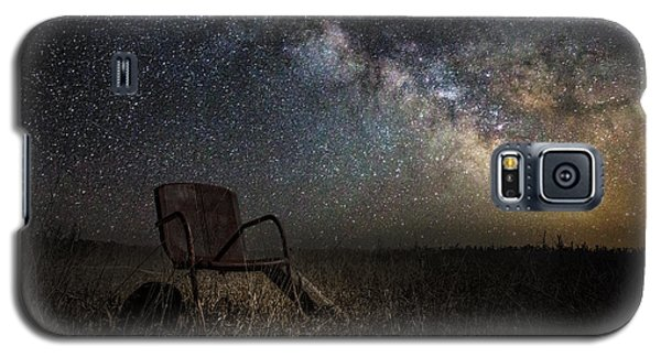 Redneck Planetarium Galaxy S5 Case
