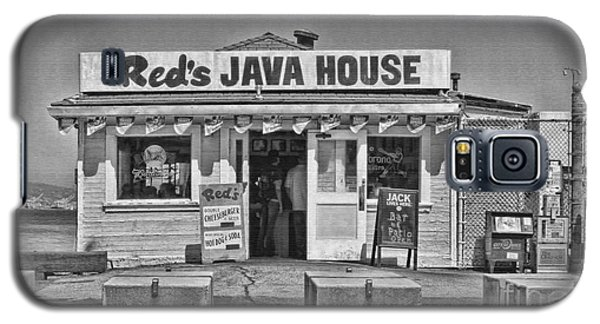 Red's Java House San Francisco By Diana Sainz Galaxy S5 Case